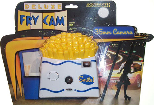 Fry Cam por Marcy Merrill