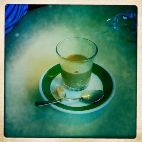Café hipstamático