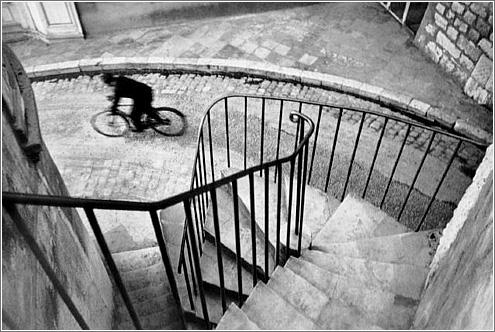 Hyeres por Henri Cartier-Bresson
