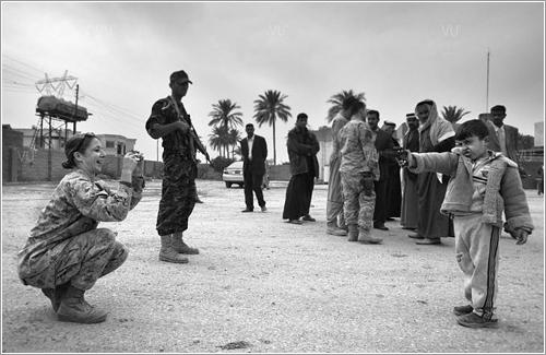 Policía iraquí, noviembre 2006