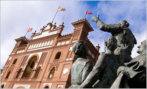 La Monumental de Las Ventas (CC) Alvy para Wikimedia