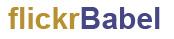 Logo flickrBabel