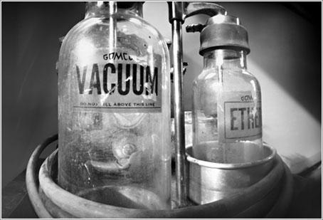 Vaccum ether por Steve Irvine
