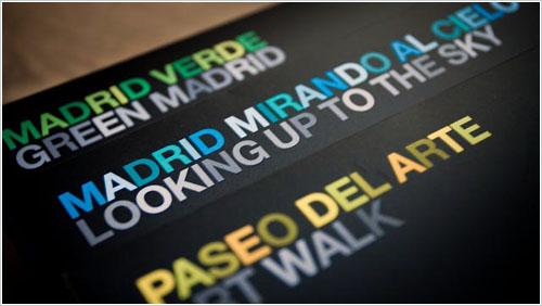 Los Paseos de Arquitectura por Madrid