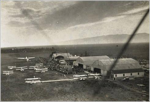 Aerodromo Militar de EL Prat (1929) / Fondo Cuyàs (ICC)