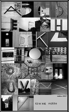 Alfabeto Urbano /CC) maloupictures