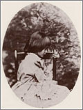 Alicel Lidell, por Charles Dogson (Lewis Carroll)