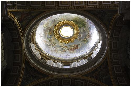 Basílica de San Pedro (Vaticano, Roma)