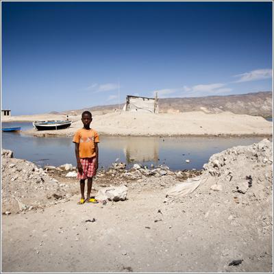 Casas haitianas © Sean y Yvette