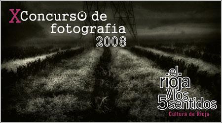 Concurso Fotográfico El Rioja y los 5 Sentidos