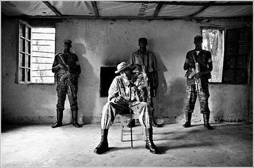 El general Laurent Nkunda según Álvaro Ybarra Zavala.