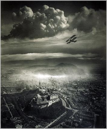 Alfred G. Buckham: Edimburgo, 1920