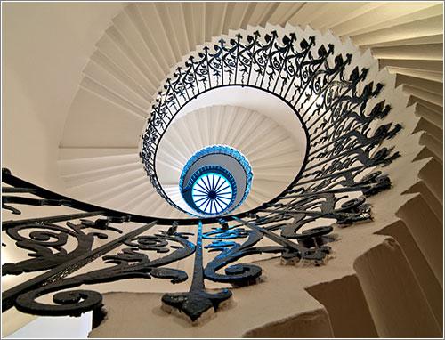 Escaleras-Circulares