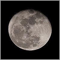 La típica foto de la luna, por .deivid