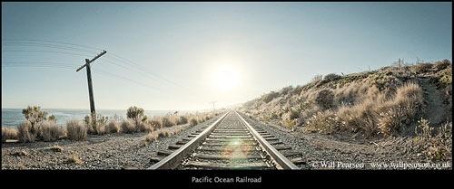 Fotografía panorámica de Will Pearson