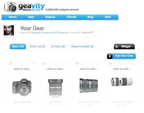 Geavity