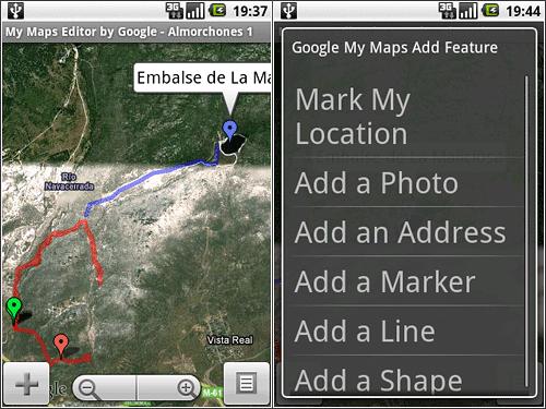Maps Editor de Google Maps