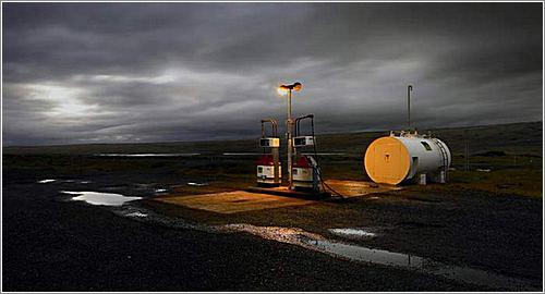 Islandia, por Mellado