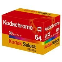 Película Jodachrome 64 135