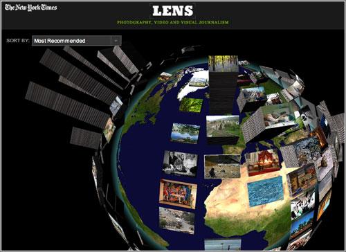 Lens-Nyt
