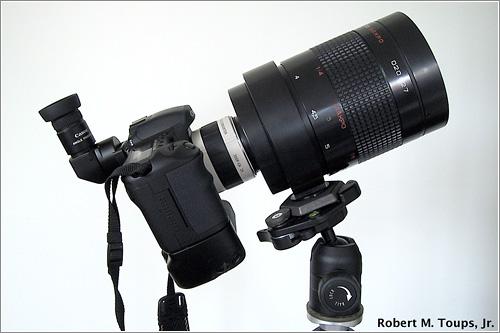 Objetivo Catadioptrico @ Digital Photography Review
