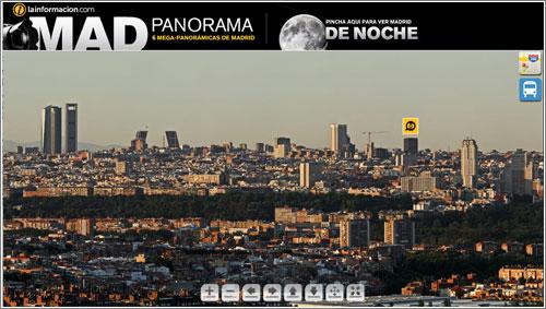 Panorama-Madrid