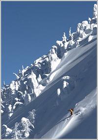 Esquí fuera de pista según Pat Bates