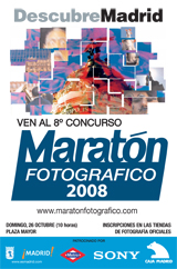 Maraton Fotografico Madrid 2008