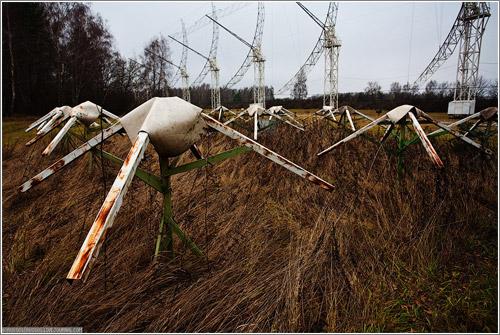 Puschino Radioastronomical Observatory (C) russos.livejournal.com