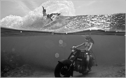 Riding a Wave | Dustin Humphrey