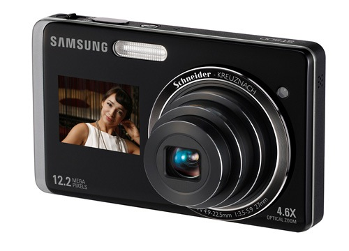 Samsung DualView ST500 y ST550
