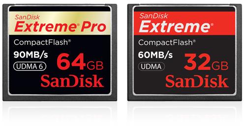 SanDisk Extrme / Extreme Pro