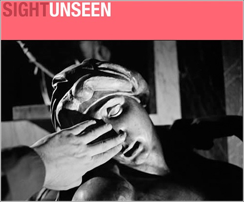 Sight Unseen Exhibition