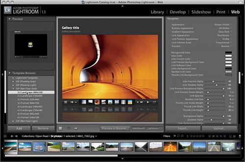 Slideshowpro para Lightroom