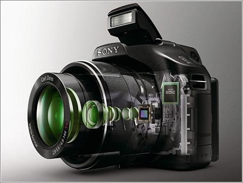 Sony-Dsc-Hx100V