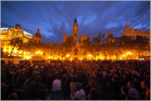 Spanishrevolution-Valencia