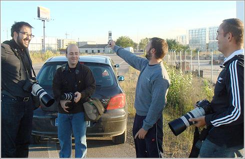 Spotting octubre 2007