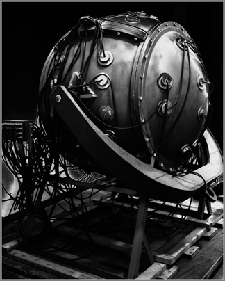 """The Gadget"" (Trinity Atomic Bomb) 1945"