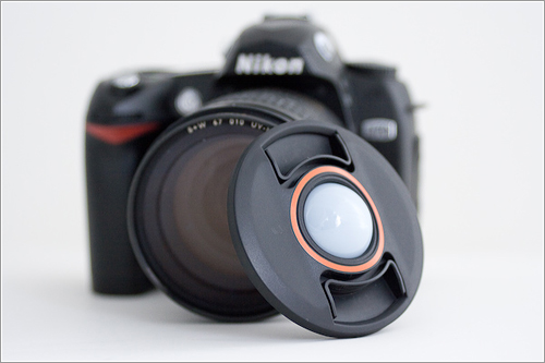 The White Balance Lens Cap