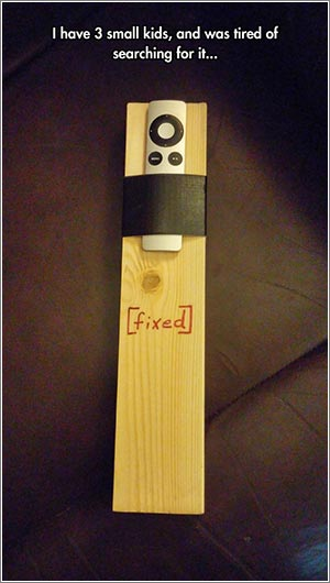 Funny-Remote-Control-Wooden-Fixed