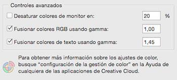 Gamma @ Photoshop