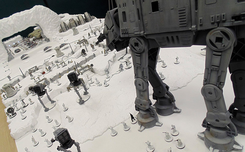 The Battle of Hoth / 1