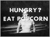 Hungry Popcorn