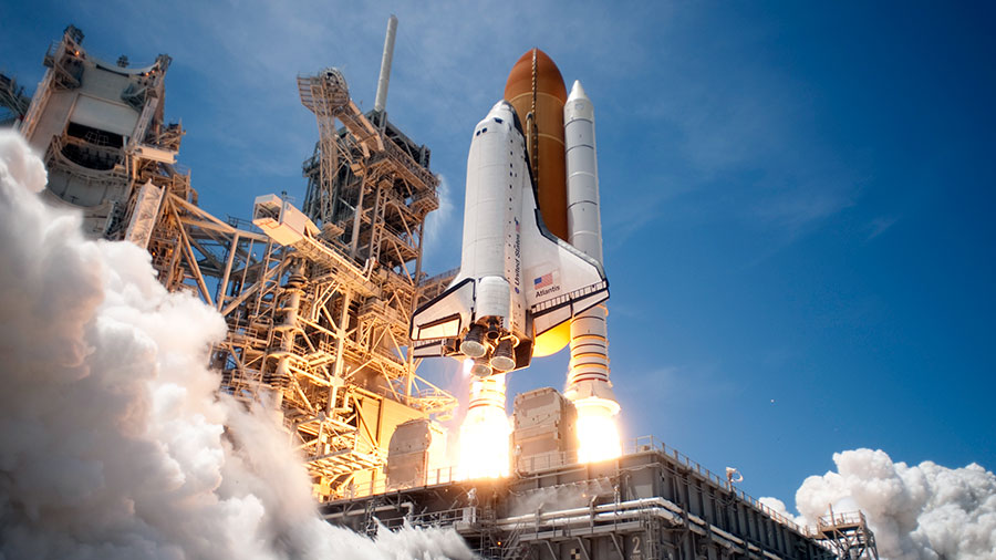 Space Shuttle Atlantis / NASA