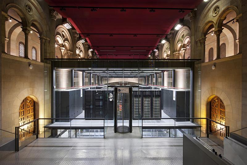 BSC Supercomputer MareNostrum 3 / BSC