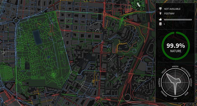 Chatty Maps / Madrid