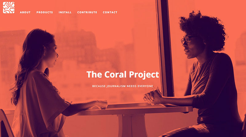 CoralProject
