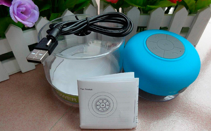 Esky Shower Speaker