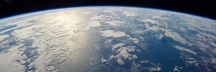 El espacio, lugar para el último viaje / NASA