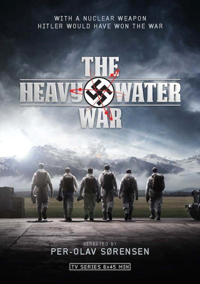 La batalla del agua pesada
